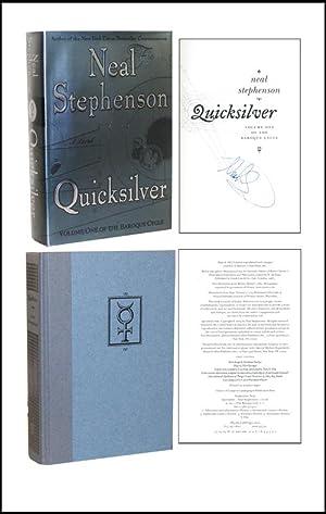 Quicksilver: Stephenson, Neal