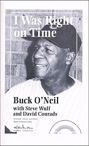I Was Right On Time: O'Neil, Buck
