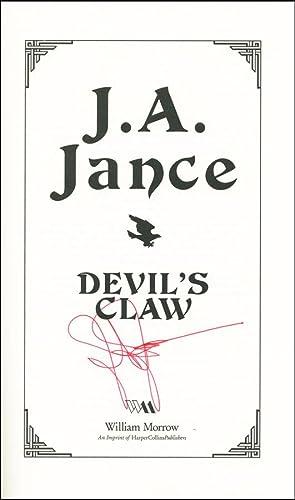 Devil's Claw: Jance, J. A.