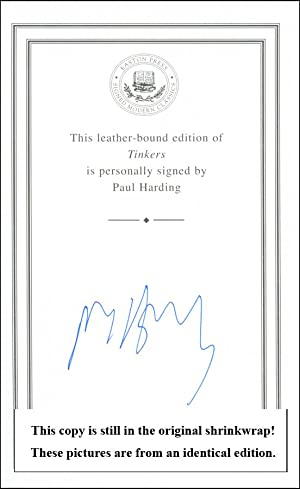 Tinkers: Harding, Paul
