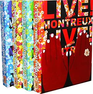 Live from Montreux.Forty Years of Music from the Montreux Jazz Festival: Nobs, Claude