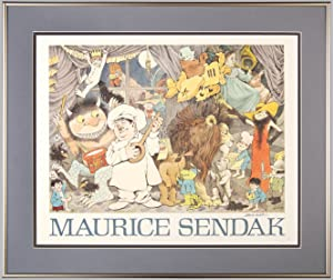 Maurice Sendak's Friends (Signed Framed Poster)