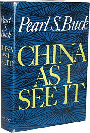 China As I See It: Buck, Pearl S.