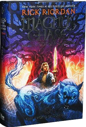 Magnus Chase and the Gods of Asgard: Riordan, Rick
