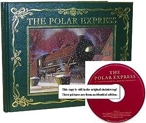The Polar Express [30th Anniversary Edition with: Van Allsburg, Chris
