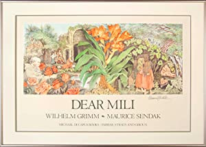 Dear Mili (Signed Framed Poster)