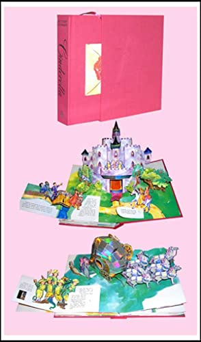 Cinderella: A Deluxe Pop-up Limited Edition