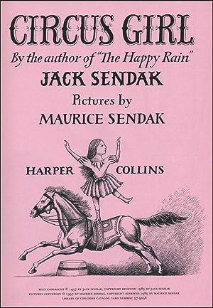 Circus Girl: Sendak, Jack