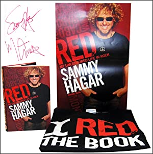 Red: My Uncensored Life in Rock [w/t-shirt and poster]