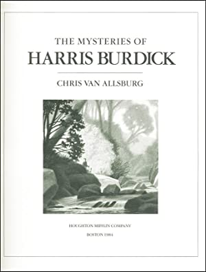 The Mysteries of Harris Burdick: Van Allsburg, Chris