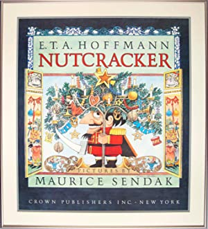 The Nutcracker (Signed Framed Poster)
