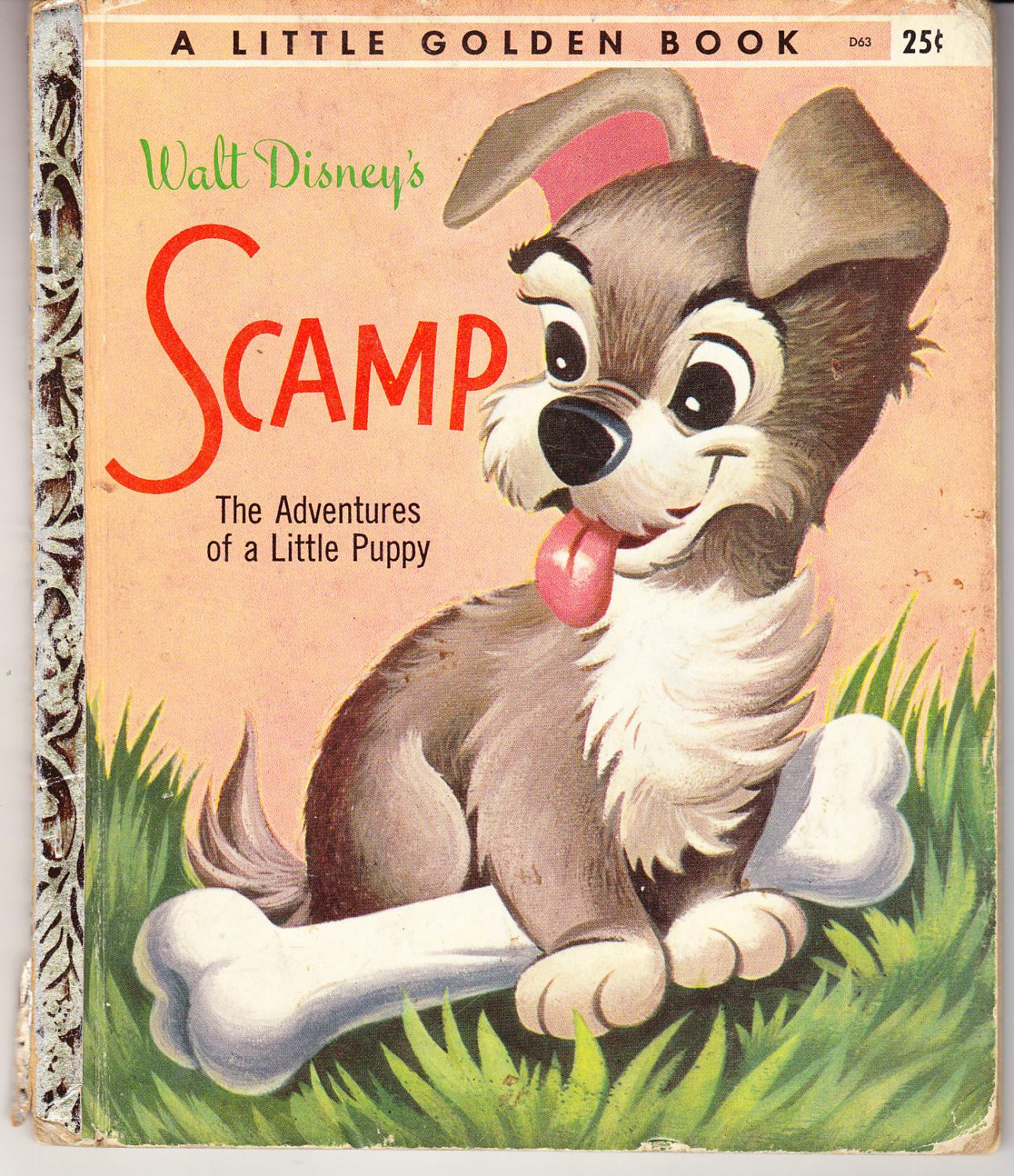 The Adventures of S.C.A.M.P. (The Adventures of SCAMP Book 1)
