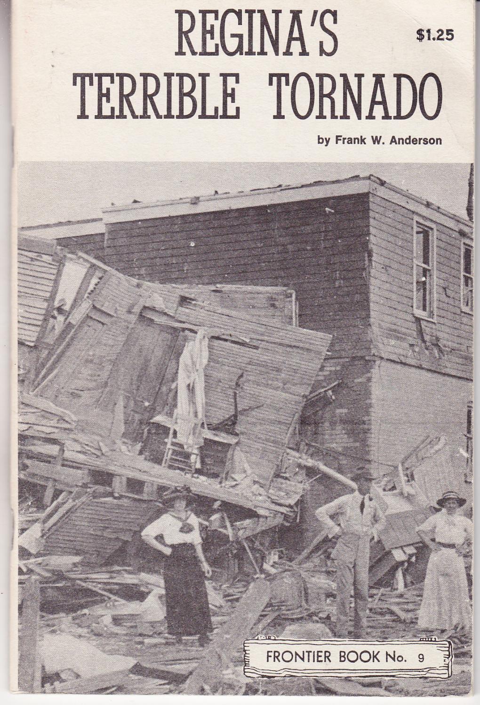 9 Reginas Terrible Tornado FRONTIER BOOKS No