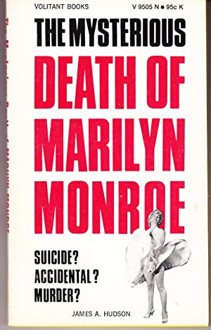 The Mysterious Death of Marilyn Munroe