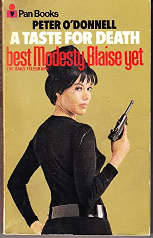 A Taste for Death: Modesty Blaise