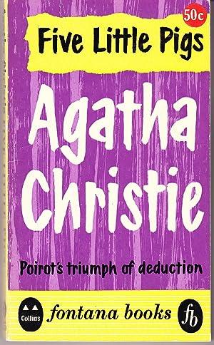 Five Little Pigs: Christie, Agatha