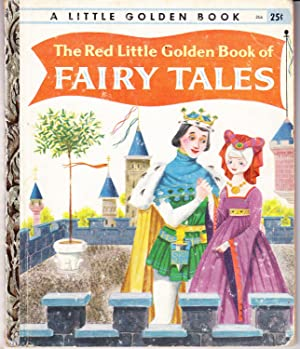 The Red Little Golden Book of Fairy: Brothers Grimm and