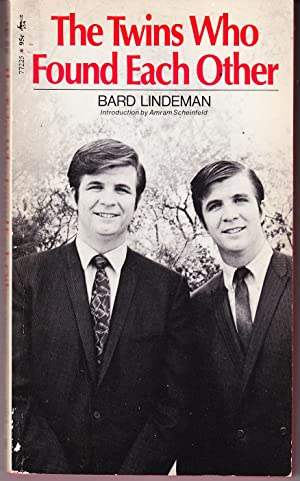 The Twins Who Found Each Other: Lindeman, Bard