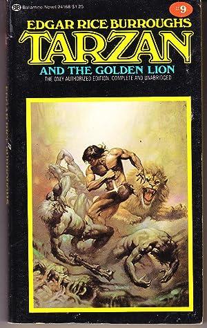 Tarzan and the Golden Lion (# 9): Burroughs, Edgar Rice