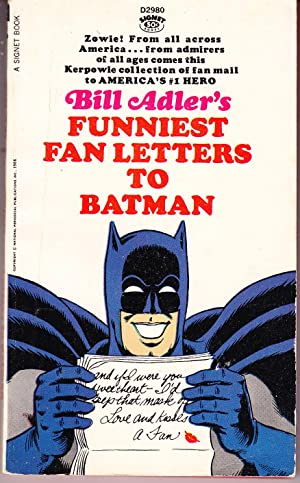 Funniest Fan Letters to Batman
