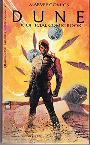 Dune the Official Marvel Comics Adaption