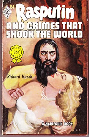 Rasputin and Crimes That Shook the World