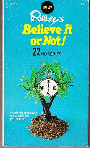 Ripley's Believe it or Not! 22nd Series: Ripley, Robert
