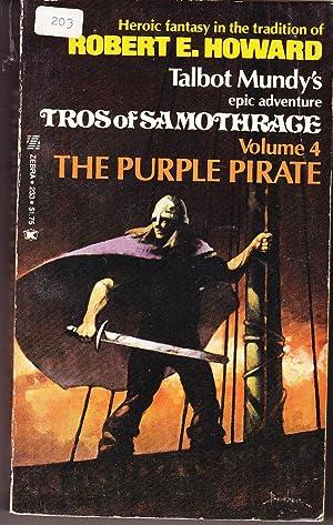 The Purple Pirate: Tros of Samothrage 4: Mundy, Talbot