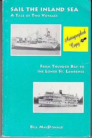 Sail the Inland Sea, a Tale of: MacDonald, Bill