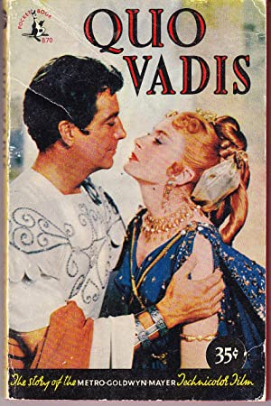 Quo Vadis: The Story Which Inspired the: Sienkiewicz, Henryk Translated
