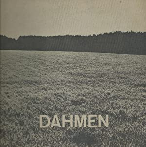 K. F. Dahmen - Katalog Kunsthalle Darmstadt