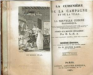 La cuisinière de la campagne et de: M. L.- E
