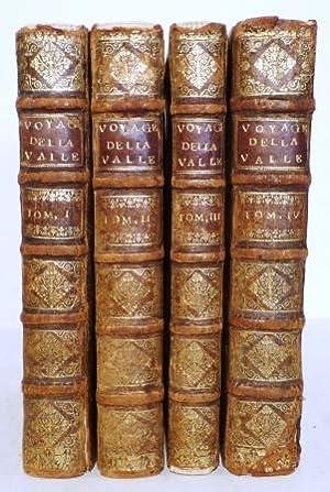 Les fameux voyages de Pietro Della Valle,: VALLE (Pietro della).