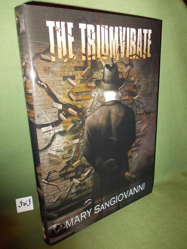THE TRIUMVIRATE (Signed Numbered Limited) Mary SANGIOVANNI