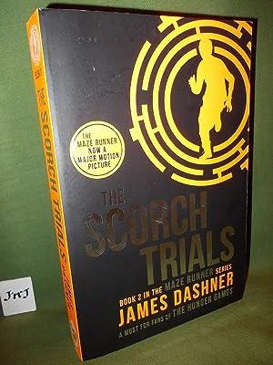 James Dashner The Scorch Trials Abebooks