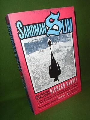 SANDMAN SLIM: Richard KADREY