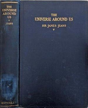 The Universe Around Us.: JEANS, Sir James