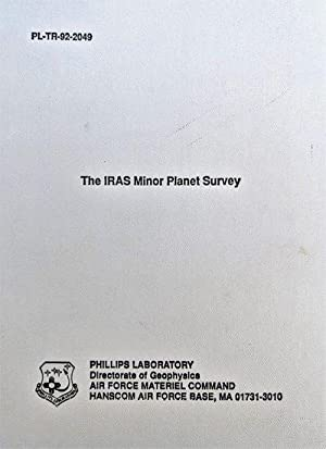The IRAS Minor Planet Survey. Jet Propulsion: TEDESCO, Edward F.;