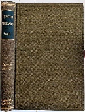 Quantum mechanics.: Schiff, Leonard I.