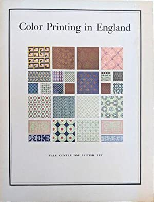 Color Printing in England, 1486-1870. An Exhibition.: FRIEDMAN, Joan M.
