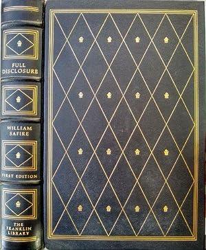 Full Disclosure. Illustrated by George Jones.: SAFIRE, William (1929-2009).