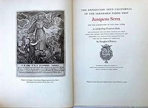The Expedition into California of the Venerable: Nueva California Press]
