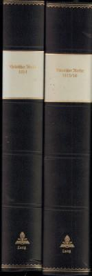 Rheinischer Merkur. Erster und zweyter Jahrgang 1814: Görres (Hrsg.), Joseph: