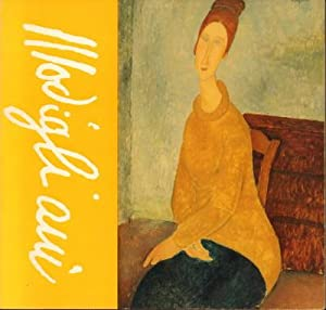 Modigliani Exhibition. Toyko, 13. September - 16.: Modigliani, Amedeo: