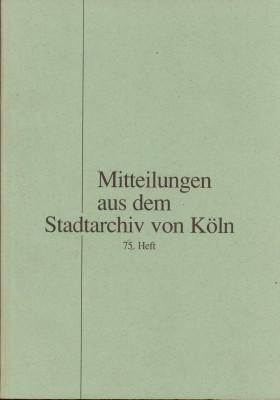 Bürgermeisterei Worringen, Akten und Protokolle.: Kleinertz, Everhard: