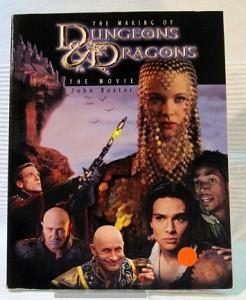The Making of Dungeons & Dragons. The Movie.