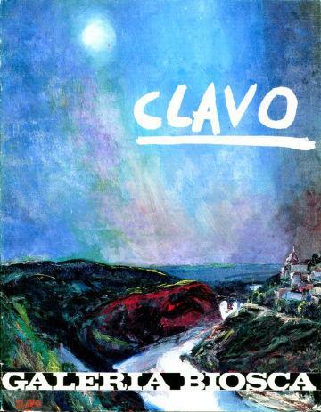 JAVIER CLAVO. RETROSPECTIVA TOLEDANA.: CLAVO, Javier.