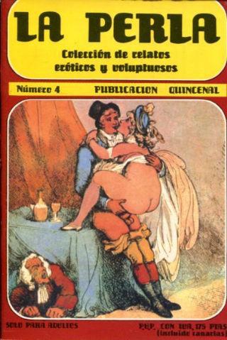 La Perla Coleccion De Relatos Eroticos Y Voluptuosos No 4