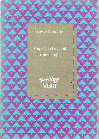 CAPACIDAD MENTAL Y DESARROLLO. - CORRAL IÑIGO Antonio.
