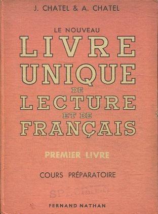 Le Nouveau Livre Unique De Lecture Et De